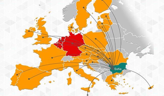 България – Най-атрактивната дестинация за аутсорсинг в Европа